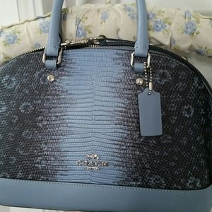 Coach bag. Never used.